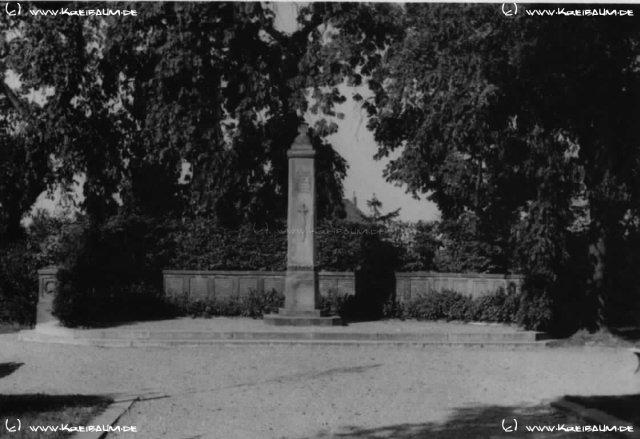 Ehrenmal im Friedrich-Ebert-Park, Sarstedt